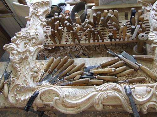 pracownia snycerska j243zef kowalski rzeźbameble